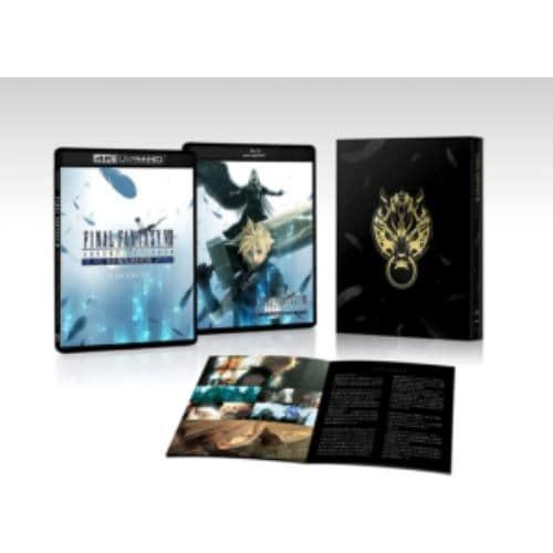【4K ULTRA HD】FINAL FANTASY 7 ADVENT CHILDREN COMPLETE 4K HDR REMASTER BOX(4K ULTRA HD+ブルーレイ)