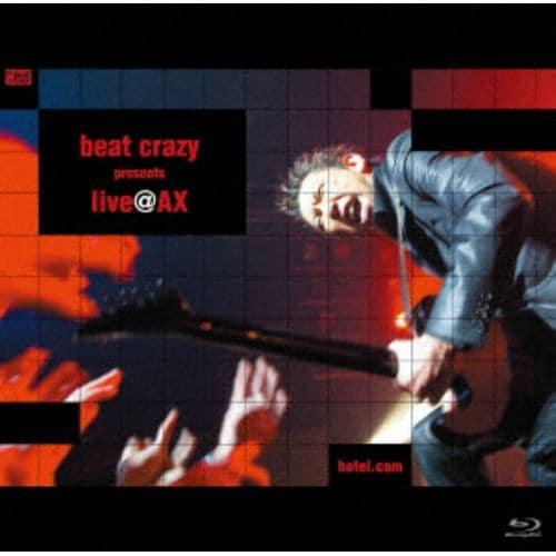 【BLU-R】布袋寅泰 / beat crazy presents live@AX