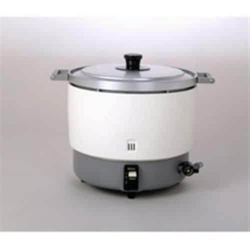 パロマ PR-6DSS-12A13A 【都市ガス12A・13A用】業務用ガス炊飯器(3.3升)