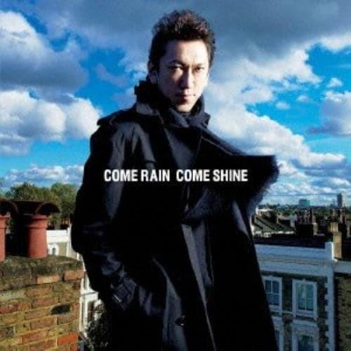 【CD】布袋寅泰 / COME RAIN COME SHINE(初回限定盤)(DVD付)