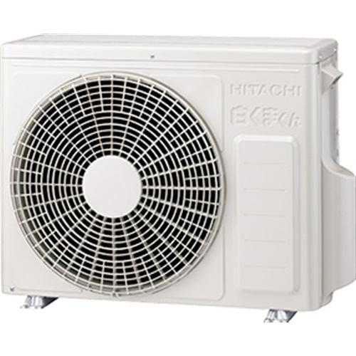 日立 RAS-D36L W エアコン 白くまくん Dシリーズ (12畳用) スターホワイト
