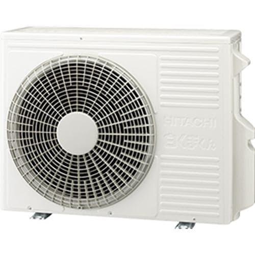 日立 RAS-D40L2 W エアコン 白くまくん Dシリーズ (14畳用) スターホワイト