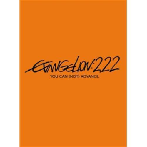 【DVD】ヱヴァンゲリヲン新劇場版:破 EVANGELION:2.22 YOU CAN(NOT)ADVANCE