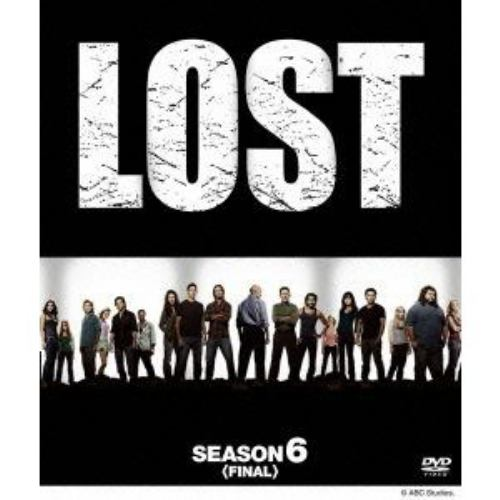 【DVD】LOST シーズン6 コンパクトBOX