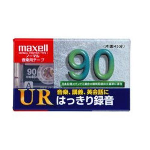 マクセル UR-90L オーディオテープ