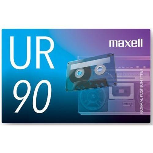 マクセル UR-90N カセットテープ 90分 1巻