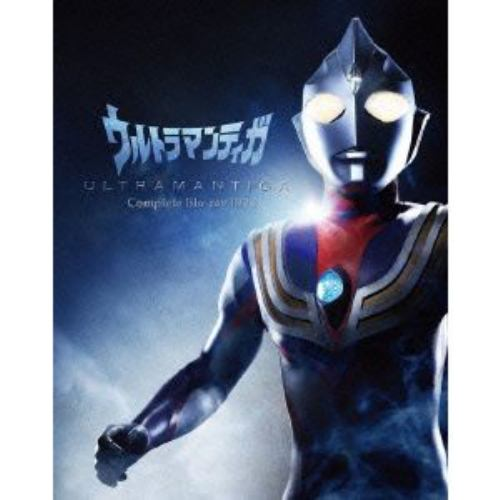 【BLU-R】ウルトラマンティガ Complete Blu-ray BOX