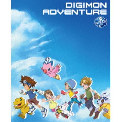 【BLU-R】デジモンアドベンチャー 15th Anniversary Blu-ray BOX