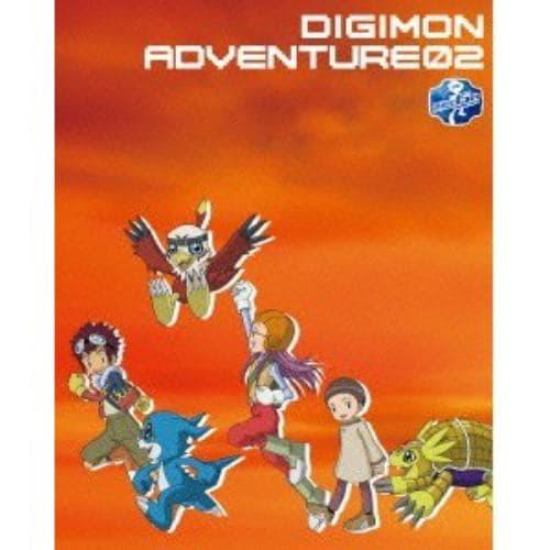 【BLU-R】デジモンアドベンチャー02 15th Anniversary Blu-ray BOX