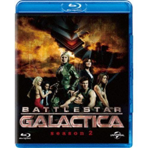 【BLU-R】GALACTICA/ギャラクティカ シーズン2 ブルーレイ バリューパック