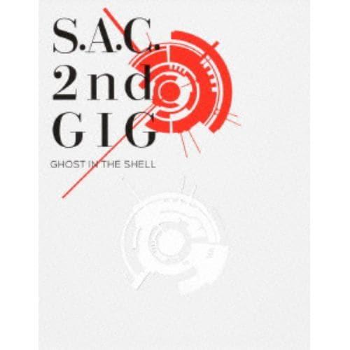 【BLU-R】攻殻機動隊 S.A.C. 2nd GIG Blu-ray Disc BOX:SPECIAL EDITION(特装限定版)