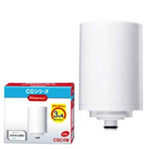 三菱レイヨン CGC4W 蛇口直結型浄水器 「クリンスイ」CGシリーズ用カートリッジ