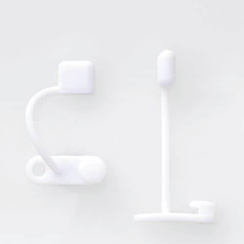 エレコム P-APLTCWH Lightningケーブル用コネクタキャップ ホワイト