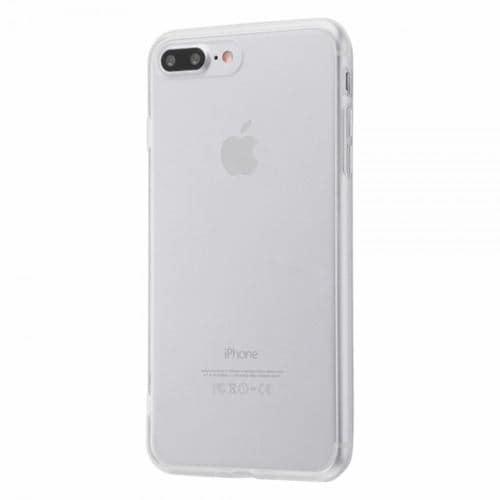 レイ・アウト RT-P15CC2/CM iPhone 8 Plus用 ハイブリッドケース/クリア RT-P15CC2/CM RT-P15CC2/CM クリア