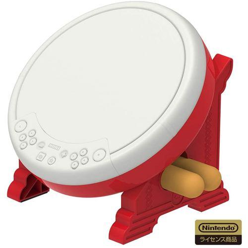 ホリ 太鼓の達人専用コントローラー 「太鼓とバチ for Nintendo Switch」 NSW-079