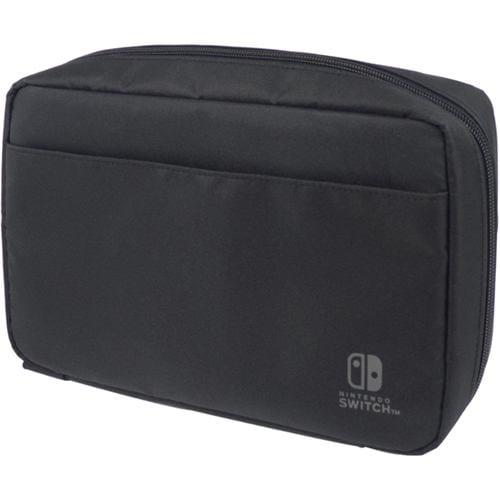 ホリ NSW-124 (Nintendo Switch)まるごと収納リバーシブルポーチ for Nintendo Switch