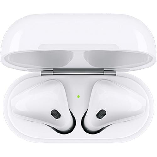 アップル(Apple) MV7N2J/A AirPods (エアポッド) with Charging Case ワイヤレスヘッドフォン
