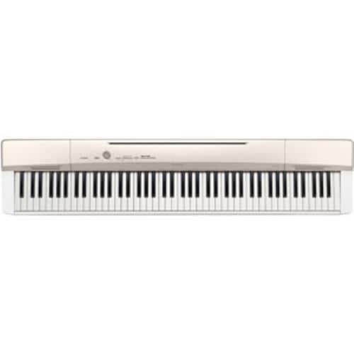 カシオ 電子ピアノ 「Privia(プリヴィア)」 シャンパンゴールド調 PX-160-GD