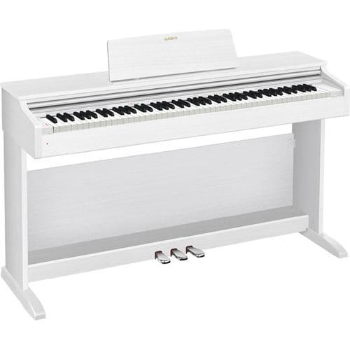 カシオ AP-270WE 電子ピアノ 「CELVIANO(セルヴィアーノ)」 ホワイトウッド調