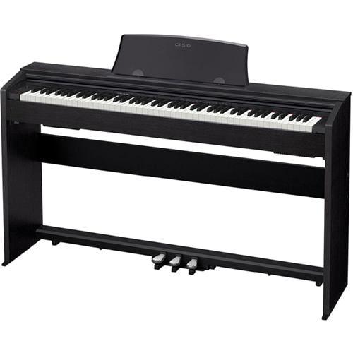 カシオ PX-770BK 電子ピアノ 「Privia(プリヴィア)」 ブラックウッド調