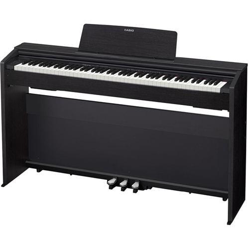 カシオ PX-870BK 電子ピアノ 「Privia(プリヴィア)」 ブラックウッド調