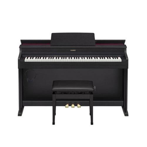 カシオ AP-470BK 電子ピアノ「CELVIANO」 ブラックウッド調