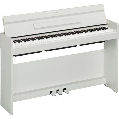 ヤマハ YDP-S34WH 電子ピアノ 「ARIUS(アリウス)」 ホワイトウッド調仕上げ