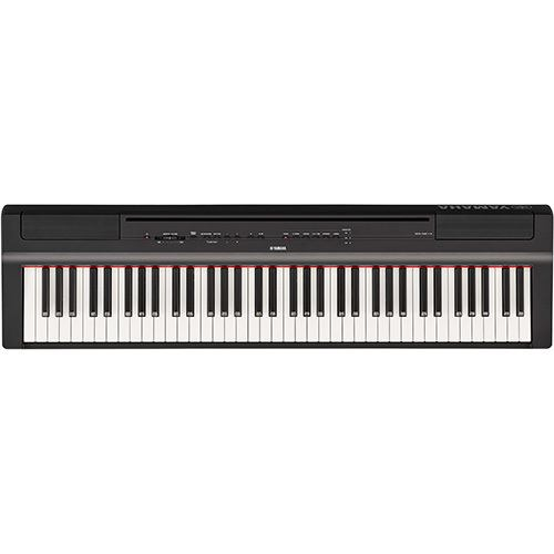 ヤマハ P-121B 電子ピアノ ブラック