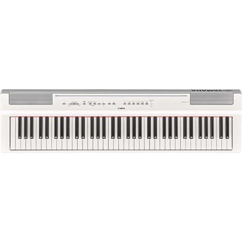 ヤマハ P-121WH 電子ピアノ ホワイト