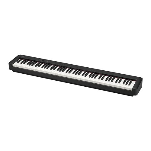 電子ピアノ カシオ 88鍵盤 CDP-S100BK デジタルピアノ 「Privia」 ブラック