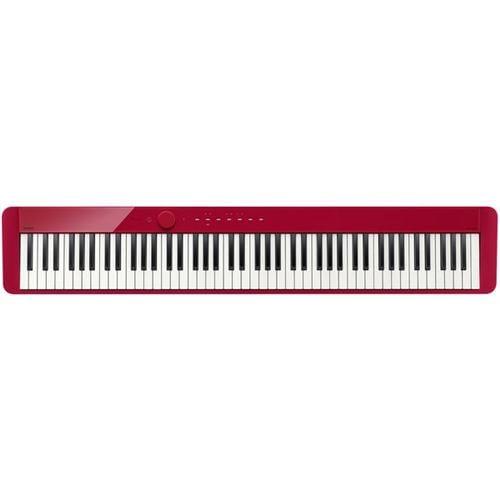 電子ピアノ カシオ 88鍵盤 PX-S1000 RD デジタルピアノ Privia レッド