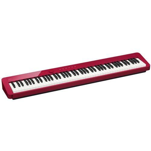 カシオ計算機 PX-S1100RD 電子ピアノ Privia 88鍵標準鍵 レッド