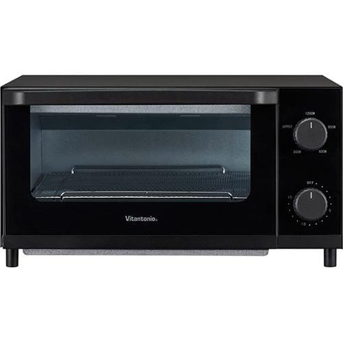 ビタントニオ VOT-30 オーブントースター ブラック