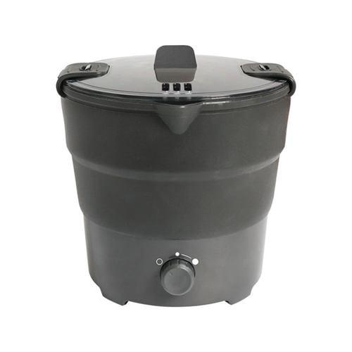 サンコー SFEPFOPW おひとりさま電気調理ケトル やわらか鍋