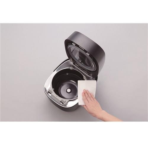 東芝 RC-10VXR-K 真空圧力IH炊飯器 炎 匠炊き 5.5合炊き グランブラック