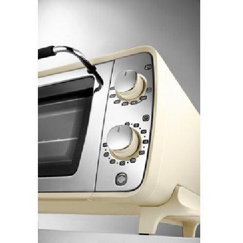 デロンギ EOI408J-Y ディスティンタ・ペルラコレクション オーブン&トースター イエロー