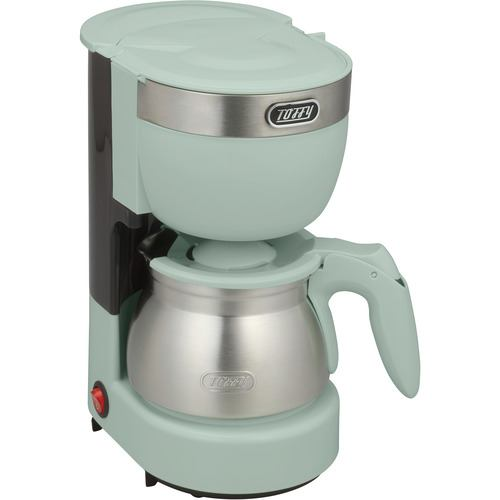 LADONNA K-CM8 コーヒーメーカー   ペールアクア