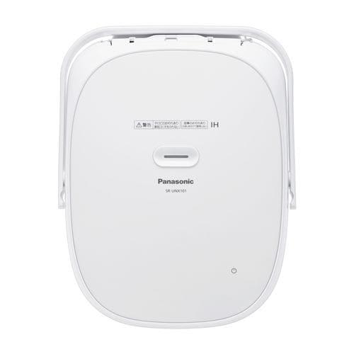 パナソニック SR-UNX101-W IHジャー炊飯器 ホワイト