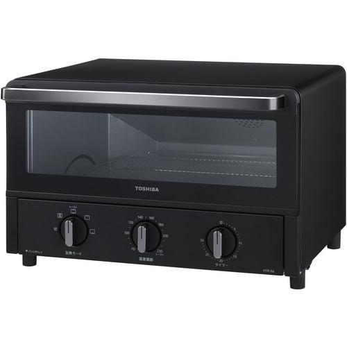 東芝 HTR-R6-K コンベクションオーブントースター ブラック
