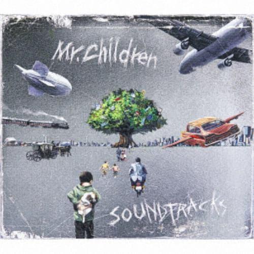 【CD】Mr.Children / SOUNDTRACKS(初回限定盤A)(DVD付)