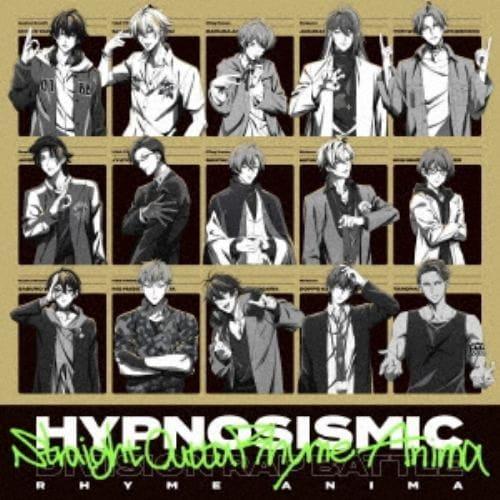 【CD】TVアニメ『ヒプノシスマイク -Division Rap Battle- Rhyme Anima』音楽集CD