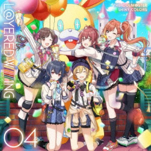 【CD】THE IDOLM@STER SHINY COLORS L@YERED WING 04