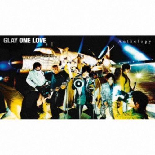 【CD】GLAY / ONE LOVE Anthology(Blu-ray Disc付)