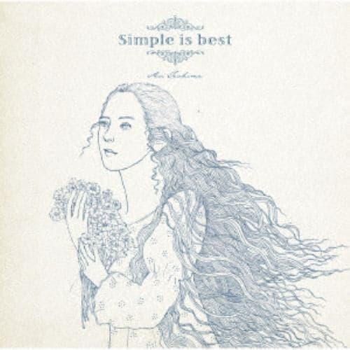 【CD】手嶌葵 / Simple is best(通常盤)