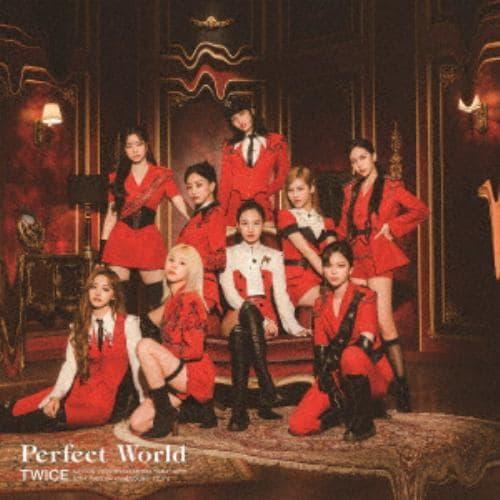 【CD】TWICE / Perfect World(通常盤)