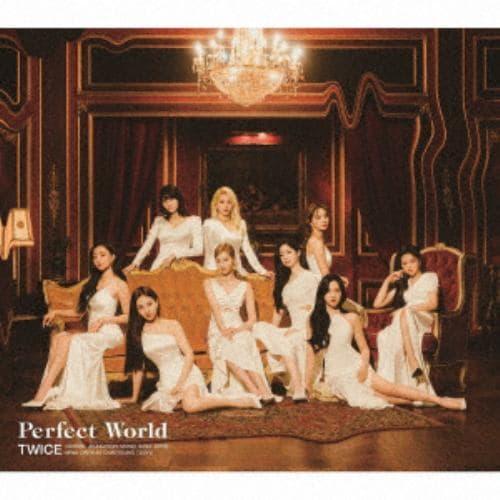 【発売日翌日以降お届け】【CD】TWICE / Perfect World(初回生産限定盤A)(DVD付)