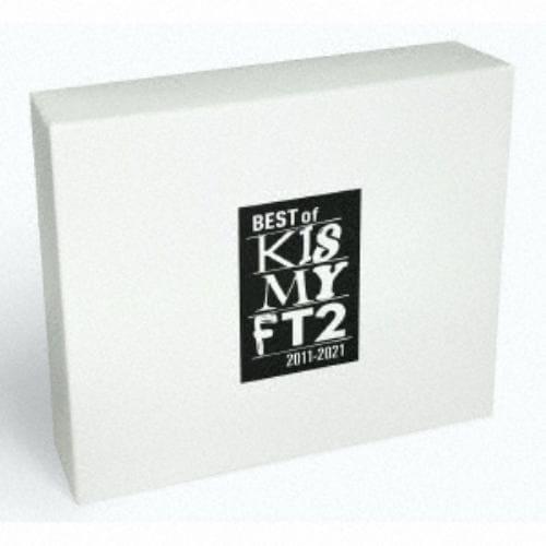 【特典終了】【CD】Kis-My-Ft2 / BEST of Kis-My-Ft2(通常盤)(Blu-ray Disc付)