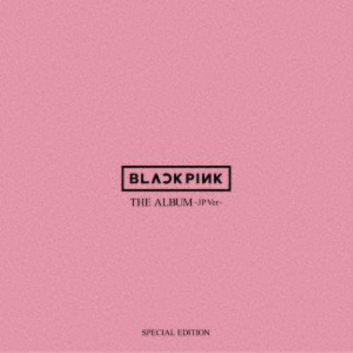 【CD】BLACKPINK / THE ALBUM -JP Ver.-(SPECIAL EDITION 通常盤)(DVD付)