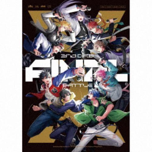 【CD】ヒプノシスマイク -Division Rap Battle- 2nd Division Rap Battle 「Buster Bros!!! VS 麻天狼 VS Fling Posse」