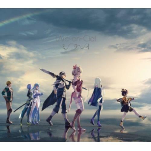 【CD】L'Arc~en~Ciel / ミライ(初回限定盤B)(Blu-ray Disc付)
